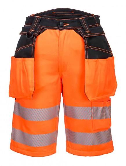 Portwest PW343 PW3 Hi-Vis Shorts