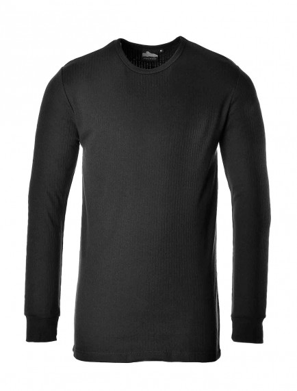 Portwest B123 Thermal T-Shirt L/Slv