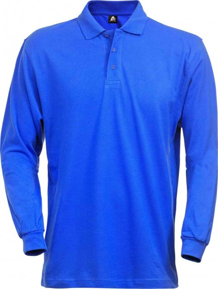 Acode 1722 Heavy Piqué Long Sleeve Polo