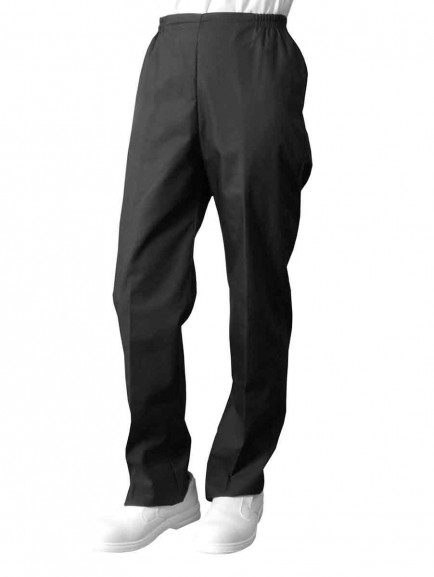 Harpoon CCTBL Chefs Check Trousers Large Black/ White Check