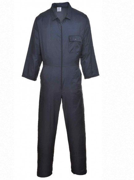 Portwest C803 Nylon Zip Coverall
