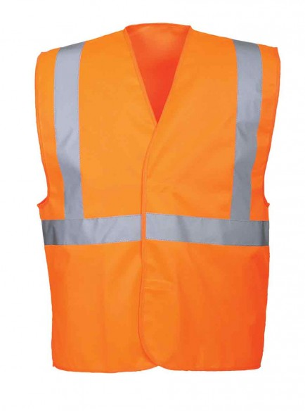 Portwest C472 Hi-Vis One Band & Brace Vest