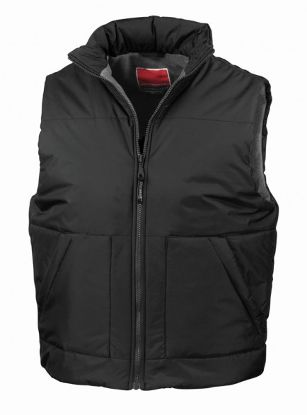 Result RS44 Fleece Lined Bodywarmer