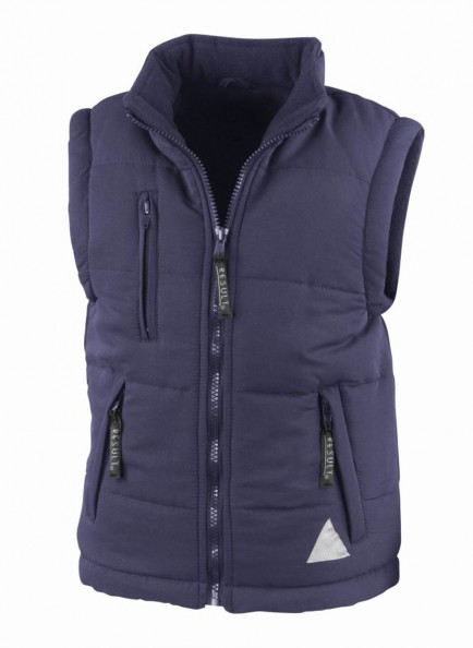 Result RS88B Kids Ultra Padded Bodywarmer