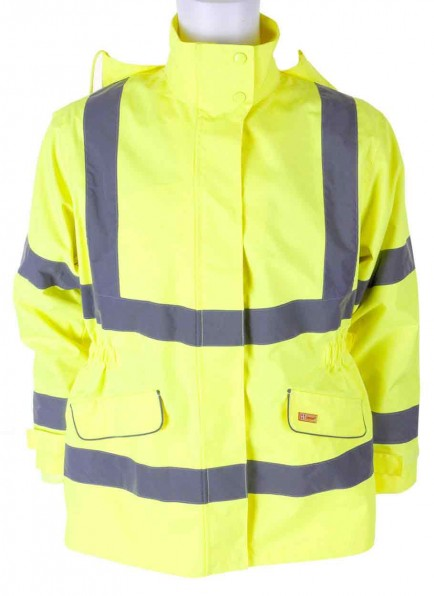 B-Seen LBD30 Ladies Executive Hi Vis Jacket