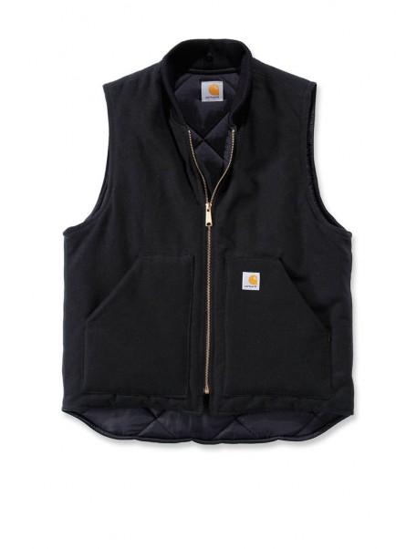 Carhartt V01 Duck Vest Arctic-Quilt Lined