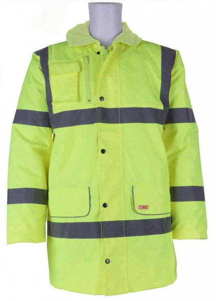 B-Seen CTJFL Fleece Lined Traffic Jacket