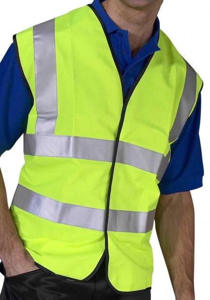 B-Seen WCENG EN471 Short Vest