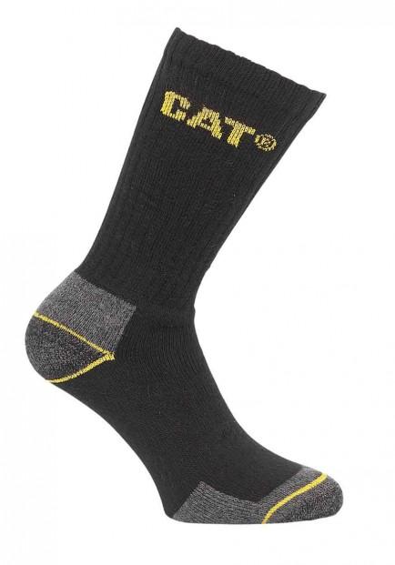 CAT Workwear Crew Sock (Pack of 3 Pairs)