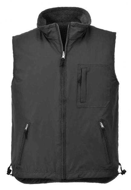 Portwest S418 Reversible Bodywarmer RS