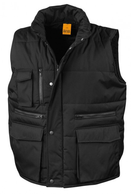 Result RS127 Workguard Bodywarmer