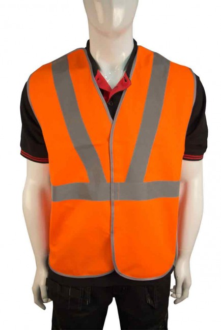 B-Seen RSV02P Rail Spec Vest 100% Polyester