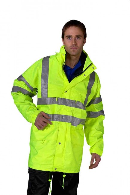 B-Seen CARSY Carnoustie Waterproof Jacket EN471