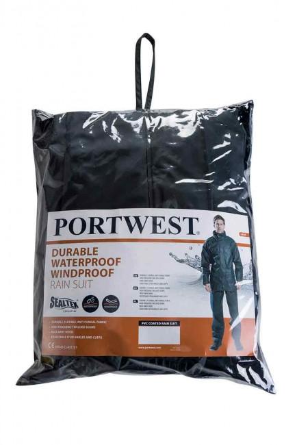 Portwest L450 Sealtex Essential Rainsuit (2 Piece Suit)