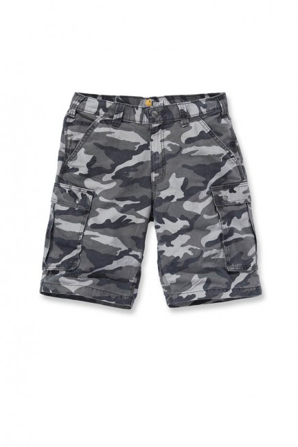 Carhartt Rugged Cargo Camo Short