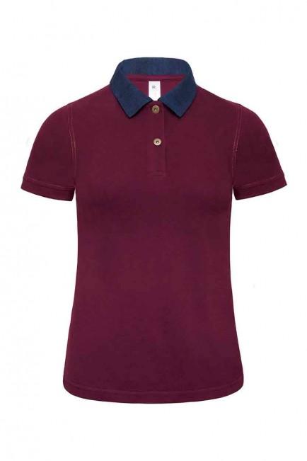 B&C Denim B803F Forward /Women's Polo Shirt