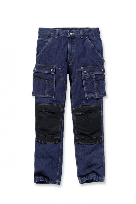 Carhartt Denim Multi Pocket Tech Pant