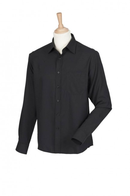 Henbury H590 Long Sleeve Wicking Shirt