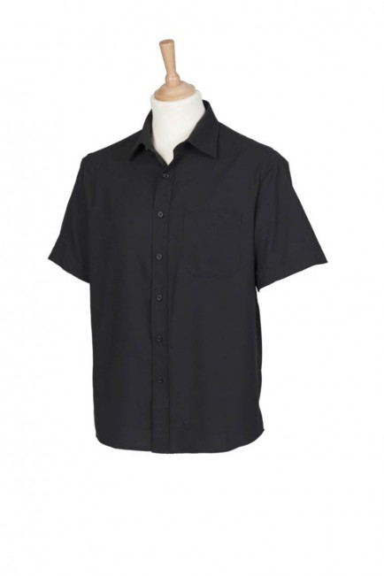 Henbury H595 Short Sleeve Wicking Shirt