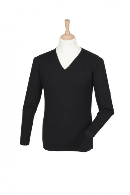 Henbury H760 V Neck Sweater