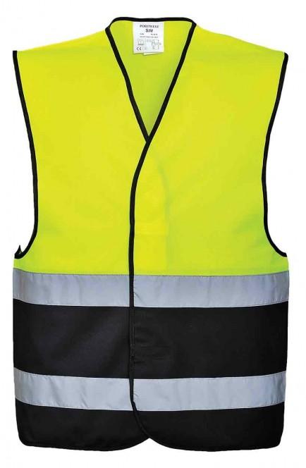 Portwest C484 Hi-Vis Two Tone Vest