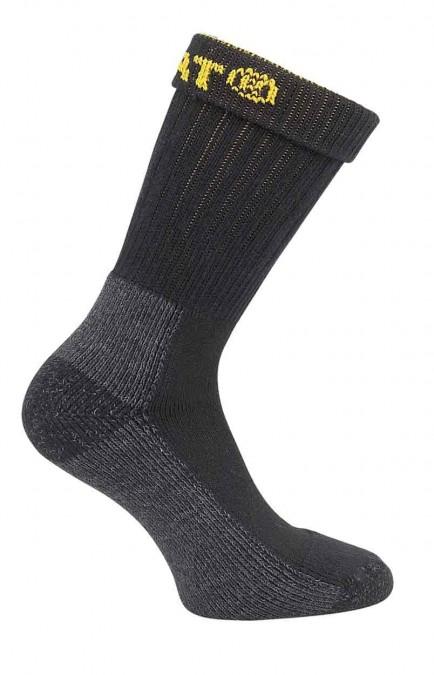 CAT Workwear Industrial Work Sock (Pack of 2 Pairs)