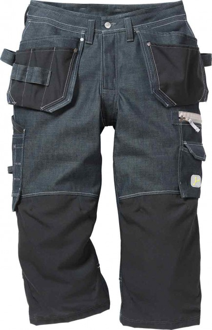 Fristads Kansas Trousers 3/4 2149 Dy