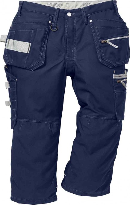 Fristads Kansas 3/4 Trousers 2124 Cyd