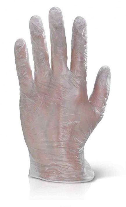 Click VDG Vinyl Disposable Gloves