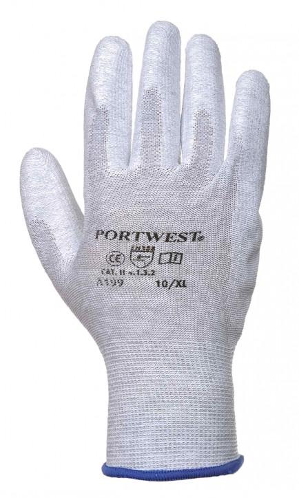 Portwest A199 Antistatic PU Palm Glove