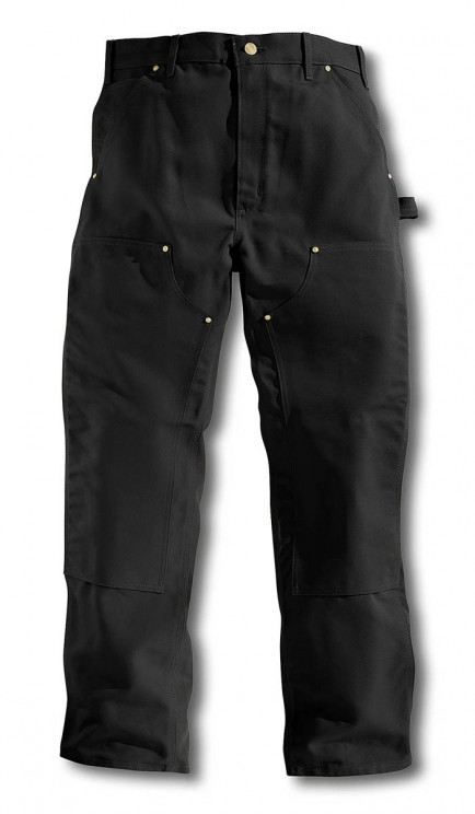 Carhartt Firm Duck Double-Front Logger Pant