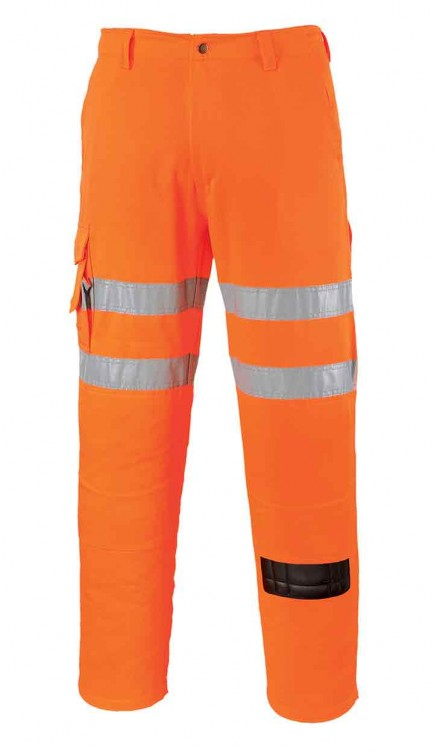 Portwest RT46 Rail Combat Trousers