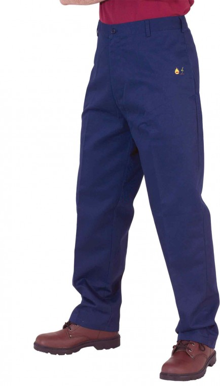 Click CFRAST Flame Retardant Anti Static Trousers