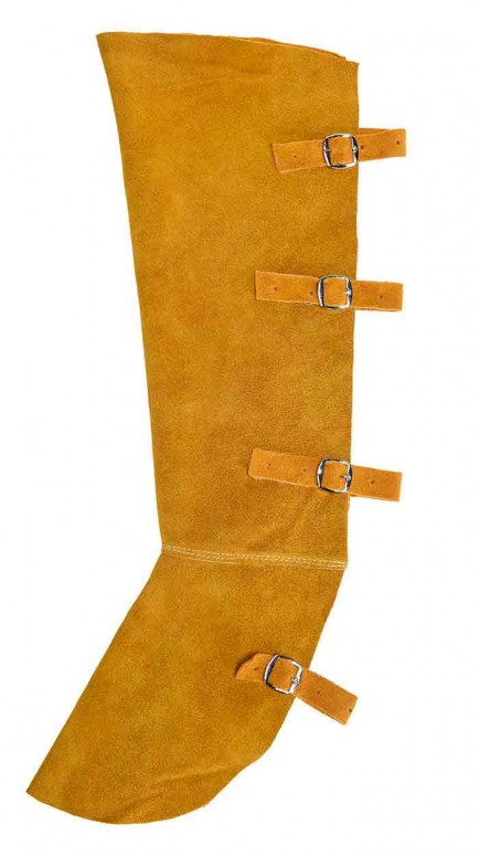 Portwest SW32 Leather Boot Covers 14'