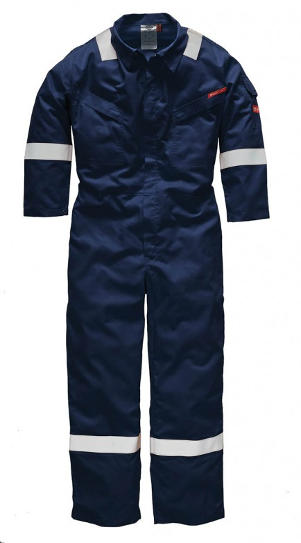 Dickies FR5402  Pyrovatex® Coverall