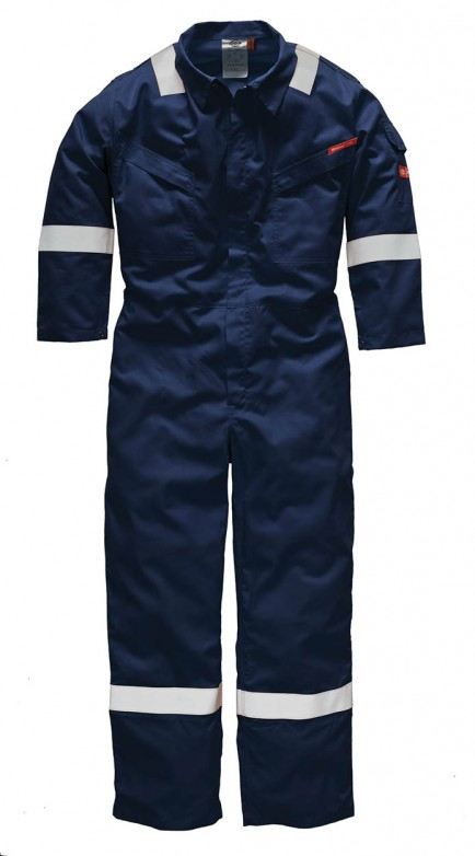 Dickies FR5404  Pyrovatex® Antistatic Coverall