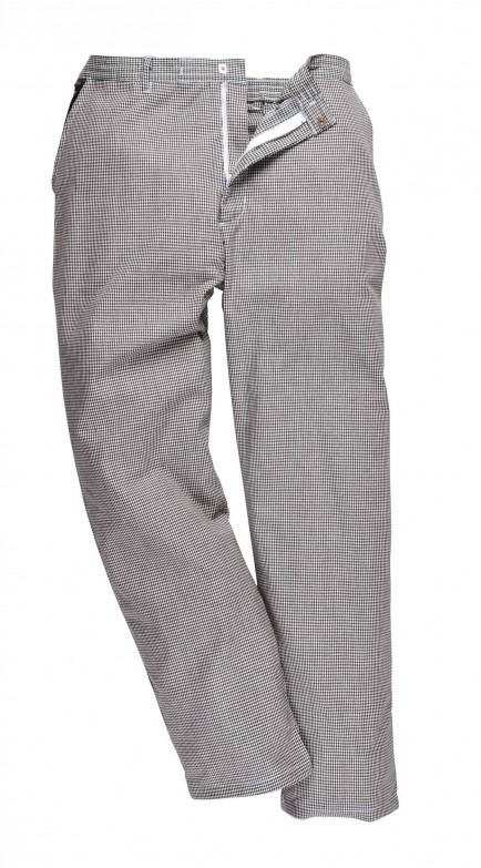 Portwest S068 'Harrow' Chef Trousers