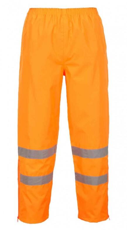 Portwest S487 Hi-Vis Breathable Trousers (Class 3)