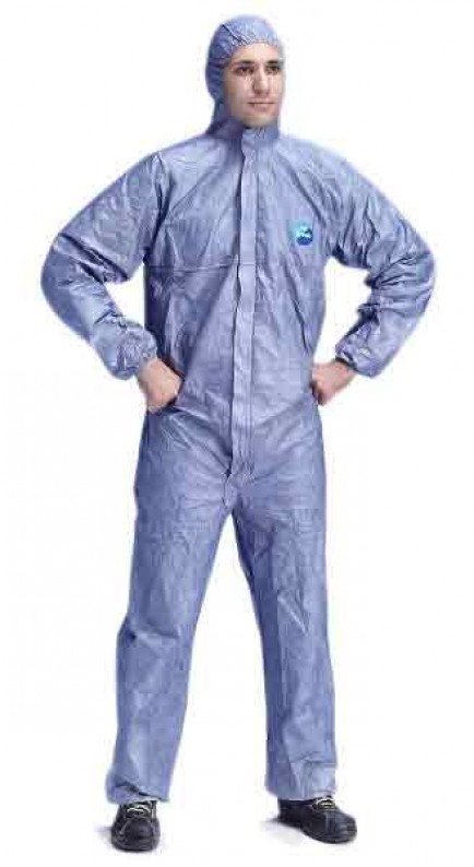 Tyvek TBSHB Tyvek Classic Xpert Blue Coverall L