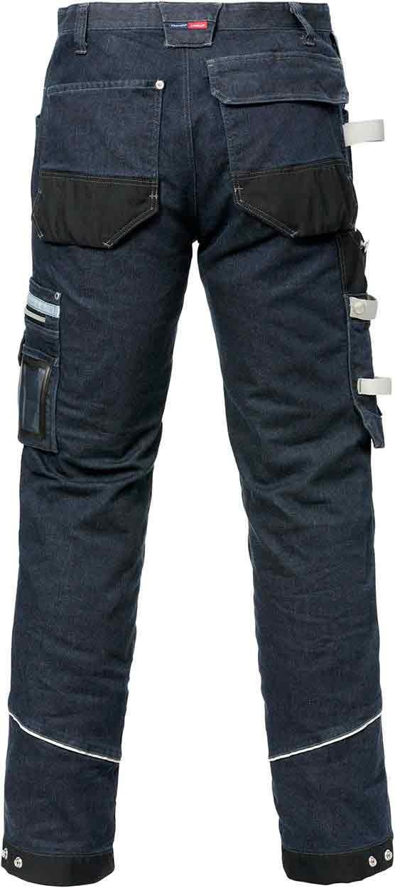 Fristads Gen Y Craftsman Denim Stretch Trousers 2131 Dcs Work
