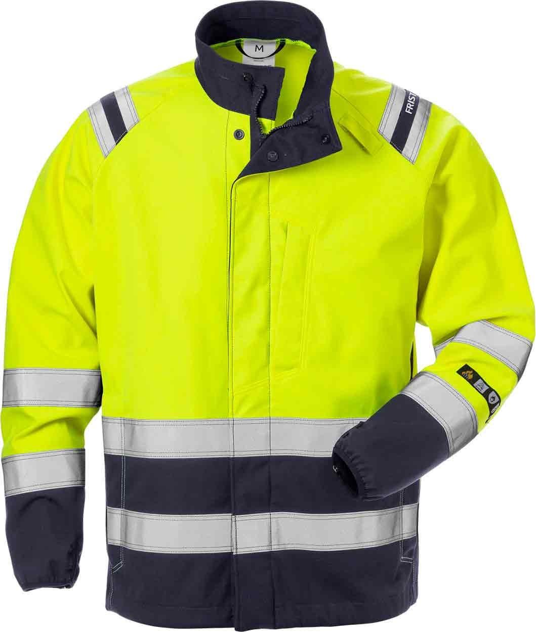 6b15989ebfa1 Fristads Flamestat softshell jacket cl 3 4016 FSS - Flame Retardant ...