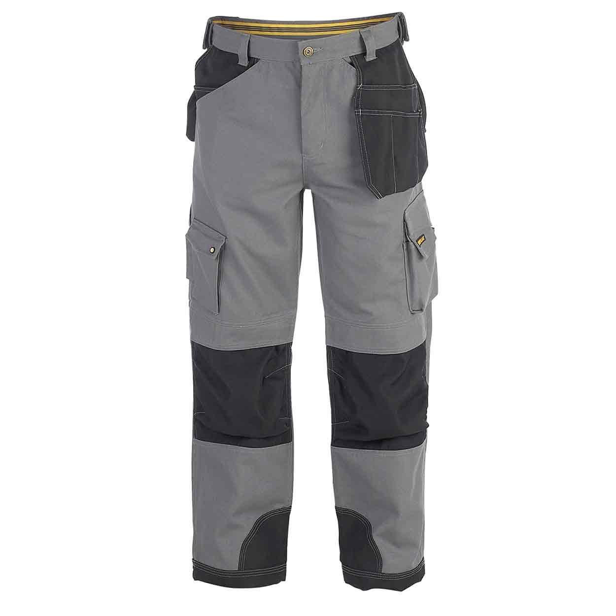 CAT C172 Trademark Knee Pad Work Trousers - Work Trousers - Workwear ... 1fcbf385a8