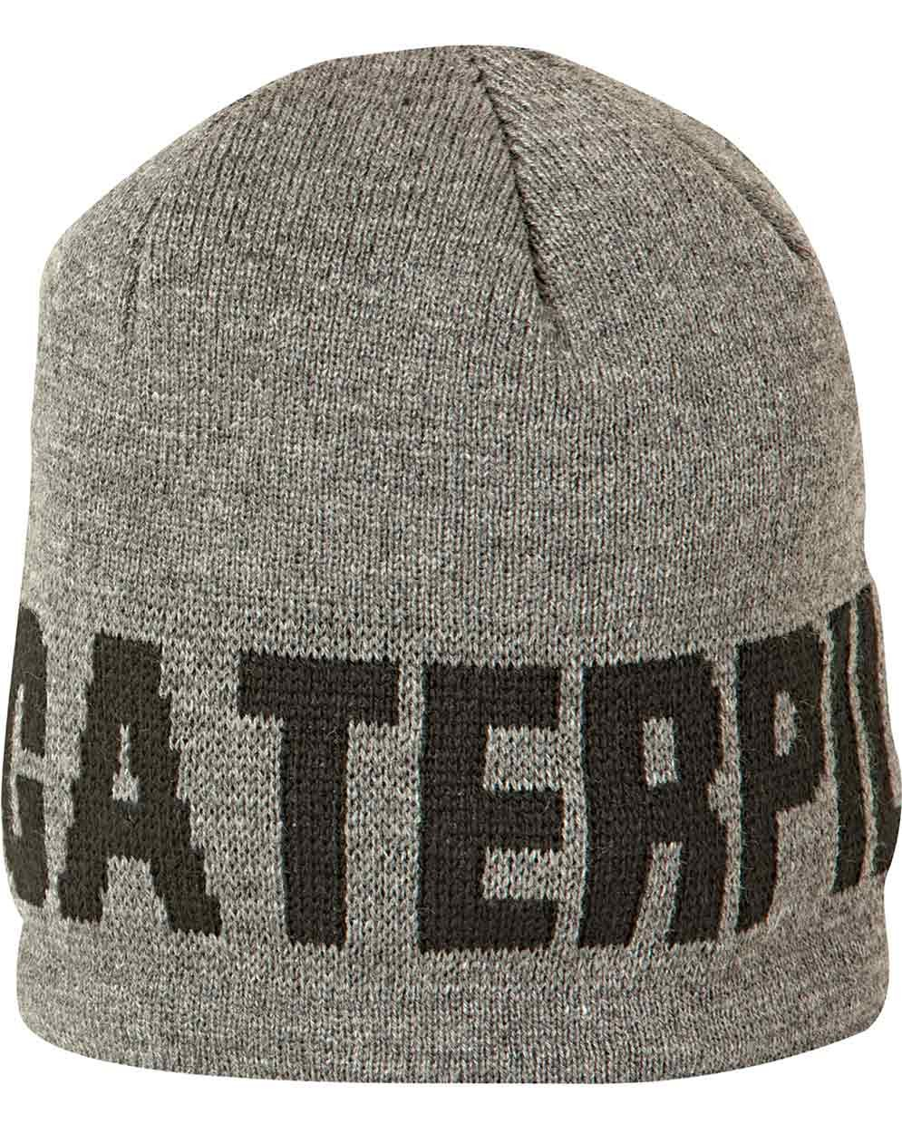 907e159d29054 CAT 1128043 Branded Cap - Knitted Hats Fleece Hats and Beanies ...
