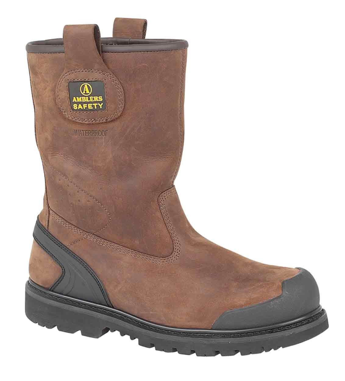 affb060f806 Amblers Steel FS223 Composite Safety Rigger Boot - Composite and ...