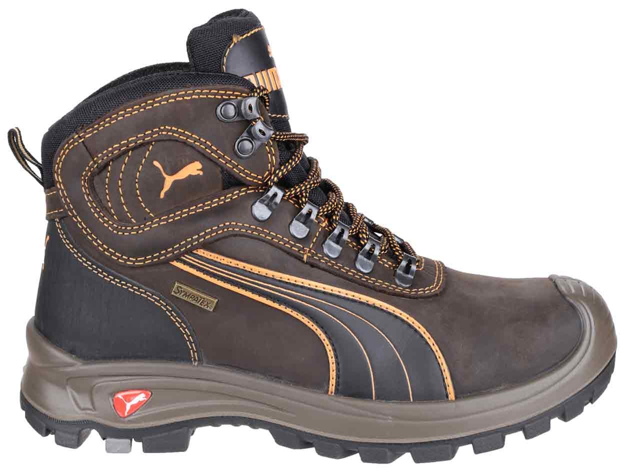 Puma Safety Sierra Nevada Mid Safety Boot - Standard Safety Boots ... 41a5e6ad147