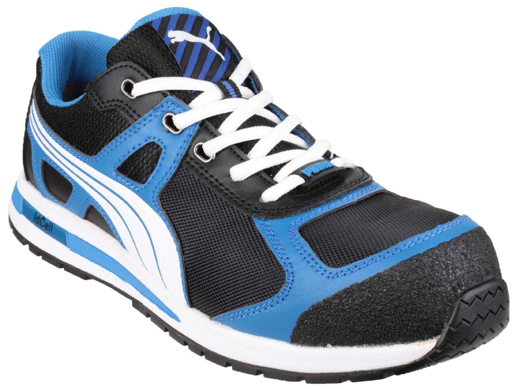 Puma safety aerial low safety shoe safety shoes and trainers puma safety aerial low safety shoe blkbl nvjuhfo Choice Image