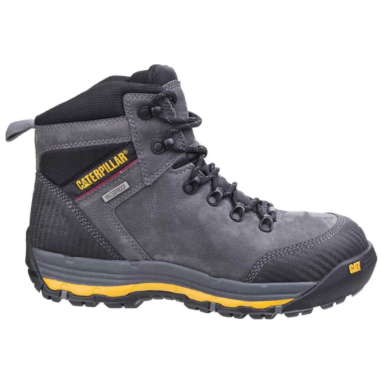 na wyprzedaży w magazynie najniższa zniżka Caterpillar Munising - Standard Safety Boots - Mens Safety ...