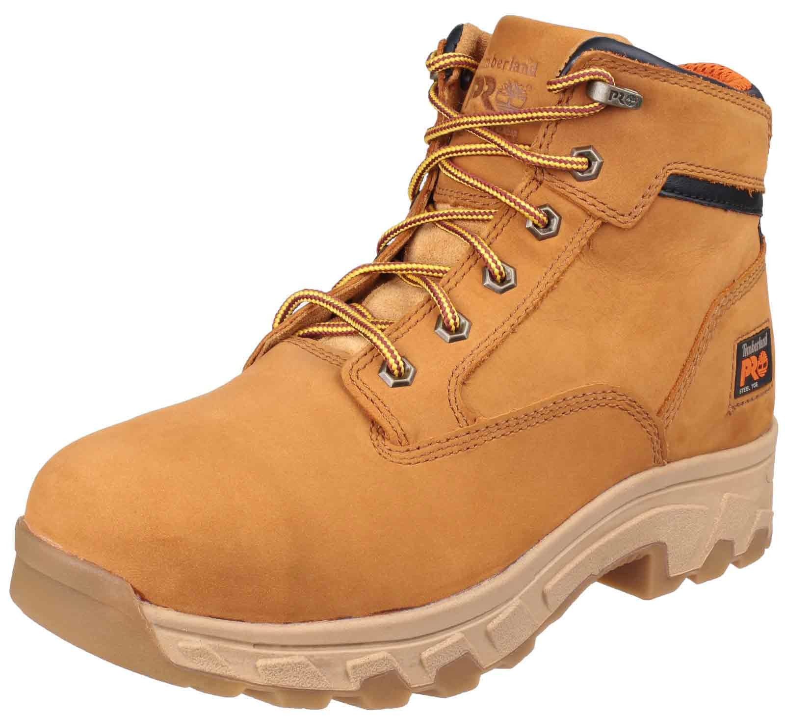 076e6f6fb4d Timberland Pro Workwear Workstead Water Resistant Lace up Safety ...