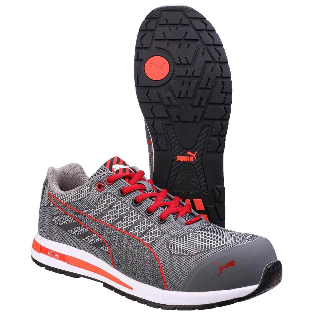 242e91be89768c Puma Safety Xelerate Knit Low - Safety Shoes and Trainers - Mens ...