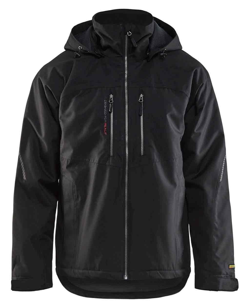 Black//Red Medium Blaklader 489019779955M Winter Jacket